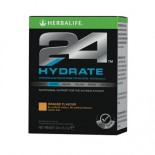 Hydrate Supports Hydration with Electrolytes