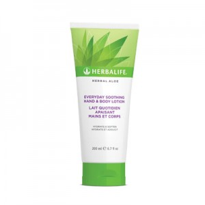 New Herbal Aloe Everyday Soothing Hand & Body Lotion