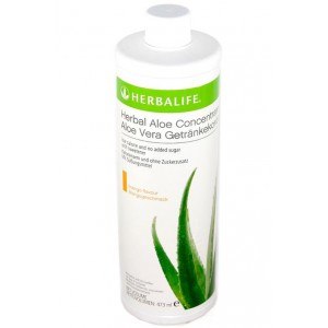 Herbal Aloe Concentrate Mango Flavour